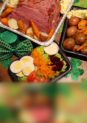 St. Paddy's Day Meal Kit